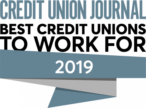 credit union journal. best credit unions to work for 2019