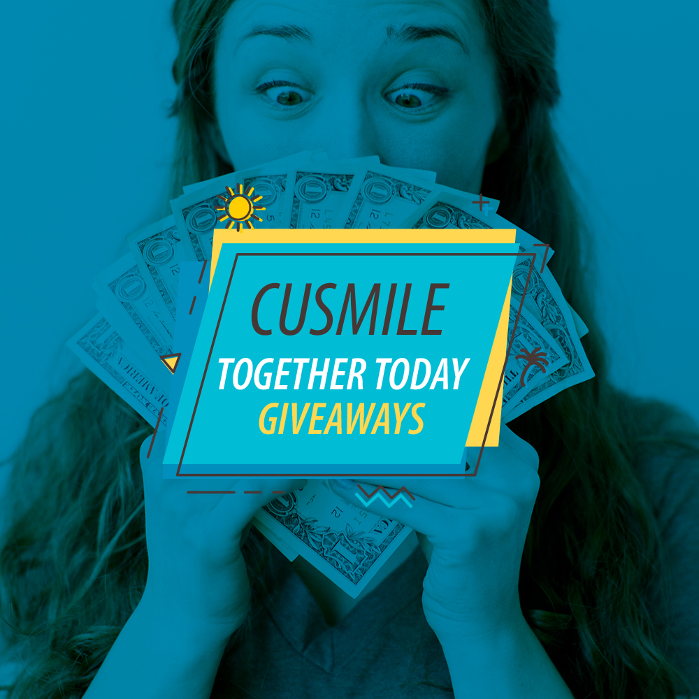 CU Smile Together Today Giveaways